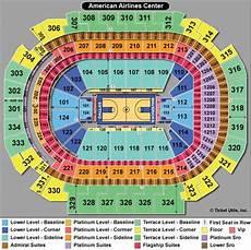 America Seating Chart Mavs Tickets 2018 Dallas Mavericks Games Ticketcity