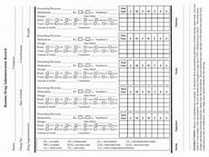 Drug Administration Chart Download Drug Chart Template For Free Formtemplate