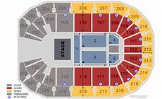 Landers Center Seating Chart Map Landers Center Seating Charts