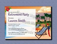 Retirement Invites Free Free Printable Retirement Party Invitation Templates
