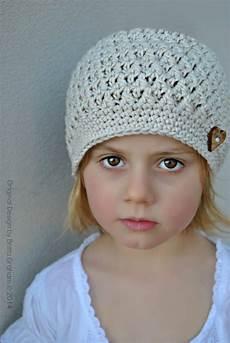 crochet kids crochet hat pattern chunky textured beanie crochet pattern