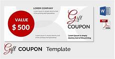 Coupon Downloads Blank Coupon Templates 26 Free Psd Word Eps Jpeg