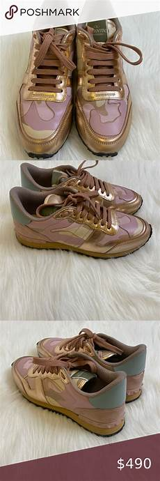 Valentino Sneakers Size Chart Valentino Camouflage Sneakers Women Size 39 In 2020