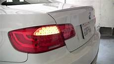 E90 Euro Lights Bmw Euro Amber Lci Led Lights Vs Us Red Lci Led Lights