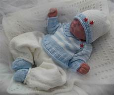 dk baby knitting pattern 46 to knit boys or reborn dolls