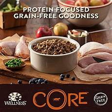 Grain Free Dog Food Comparison Chart Top 10 Best Wellness Core Canned Dog Food Comparison