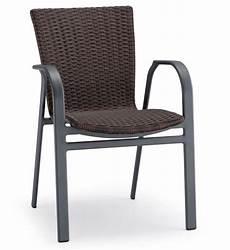 sedie intrecciate sedia in alluminio scocca intrecciata per esterni