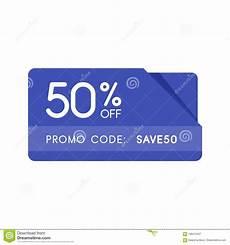 Fawn Design Promo Code Promo Code Coupon Code Flat Vector Badge Design