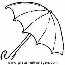 Malvorlagen Zum Ausdrucken Regenschirme Regenschirm 2 Gratis Malvorlage In Diverse Malvorlagen