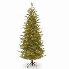 National Tree Music Match Bluetooth Light System In Green 7ft Most Advanced Pre Lit Frasier Grande Fir Slim Feel