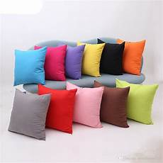 new arrival simple fashion suede nap cushion cover
