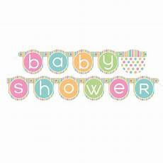 Baby Shower Banner Pastel Baby Shower Banner Baby Shower Decorations