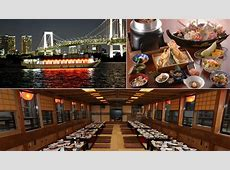 Tokyo Tour?Yakatabune Dinner Cruise Tour
