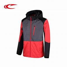 coats running saiqi hooded running jacket windproof stitching style