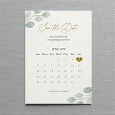 Save The Date Calendar Cyprus Save The Date Calendar Card Or Magnets By Feel Good