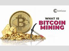 What is Bitcoin mining? Explained Simply