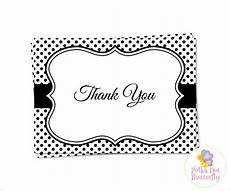 thank you card template and black 70 thank you card designs free premium templates