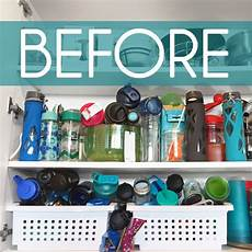 five minute friday water bottle storage blue i style