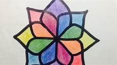 fiori da disegnare ottieni una facile traccia per disegnare un fiore fai da