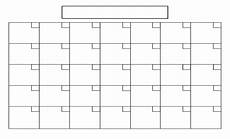 Free Blank Printable Calendars Printable Blank Monthly Calendars Activity Shelter