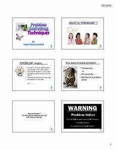 Analytical And Problem Solving Skills Analytical And Problem Solving Skills Bibliographysetup