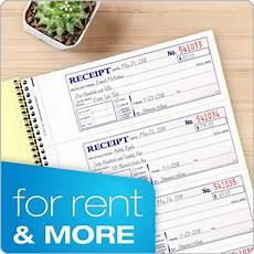 How To Make A Receipt Book How To Fill Out Money Rent Receipt Book Rumahhijabaqila Com