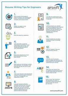 Resume Tips 15 Resume Writing Tips For Engineers