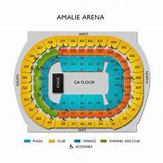 Amalie Arena Seating Chart Basketball Amalie Arena Tickets Amalie Arena Seating Chart Vivid