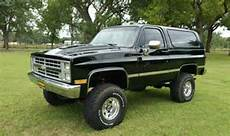 1988 Chevrolet Blazer 4x4 Fuel Injected Cold Ac