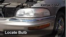 1998 Buick Lesabre Security Light Stays On Front Turn Signal Change Buick Park Avenue 1997 2005