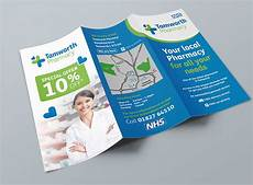 Advertisement Leaflets Tips To Design Powerful Pharmacy Leaflets Reactive Design