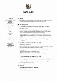 Project Management Experience Examples Project Manager Resume Amp Full Guide 12 Examples Word