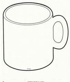 Coffee Mug Template Chocolate Mug Template Chocolate Mug