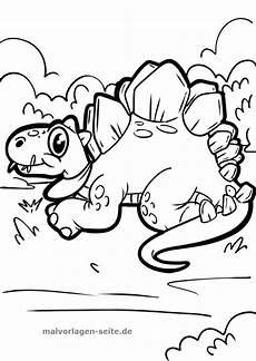 Lustige Dino Ausmalbilder Malvorlage Dinosaurier Malvorlagen Malvorlage