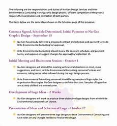 Graphic Design Proposal Template Sample Graphic Design Proposal Template 9 Free