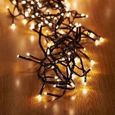 Warm White Hanging Christmas Lights B Amp M 480 Led Cluster Christmas Lights Warm White
