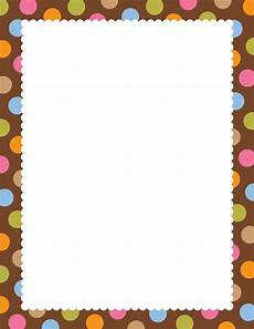 Chart Frame Design Creative Borders And Frames For School Cliparts Co