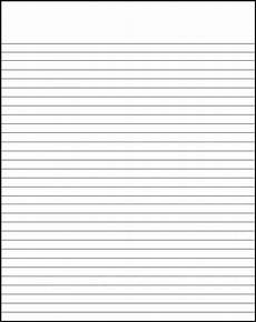 College Ruled Paper Template Printable College Ruled Paper Template Business