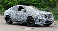 2020 mercedes gle coupe 2020 mercedes amg gle 63 coupe shows its muscles on german