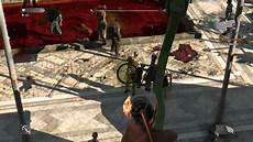 Dying Light How To Get Ranger Bow Dying Light Bozak Bow Gameplay Electric Arrow