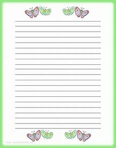 Free Downloadable Stationery Stationery Paper Stationery Free Printable Writing