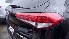 Hyundai Tucson Brake Light 2016 Hyundai Tucson S Led Lights Youtube