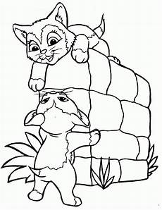 free printable cat coloring pages for