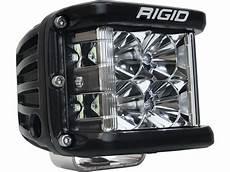 Rigid Led Lights Rigid Industries D Ss Black Finish Single Led Light