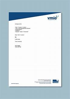 Letter Head Template Word Government Insurance Agency Letterhead Cordestra Word