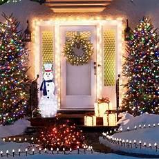 Diy Stakes For Christmas Lights 50 Trendy And Beautiful Diy Christmas Lights Decoration