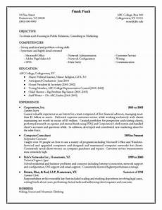 How To Make A Performance Resumes How To Make A Simple And Effective Resume Form C V Hubpages