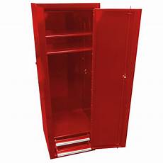 homak 41 in side locker with 2 drawers