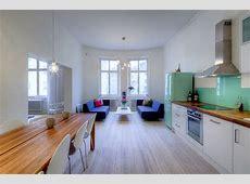 Open Concept Apartment Design in Stockholm