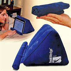 bookwedge wedge tablet holder